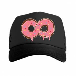 Trucker hat Endless donut - PrintSalon