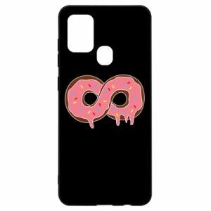 Etui na Samsung A21s Endless donut