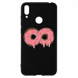 Etui na Huawei Y7 2019 Endless donut