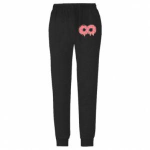 Męskie spodnie lekkie Endless donut