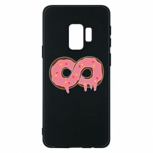 Phone case for Samsung S9 Endless donut - PrintSalon