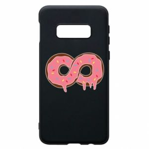 Phone case for Samsung S10e Endless donut - PrintSalon