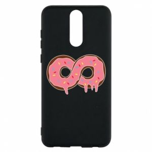Phone case for Huawei Mate 10 Lite Endless donut - PrintSalon