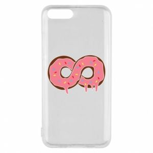 Phone case for Xiaomi Mi6 Endless donut - PrintSalon