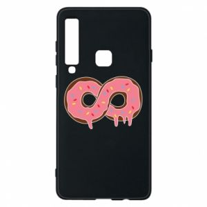 Phone case for Samsung A9 2018 Endless donut - PrintSalon