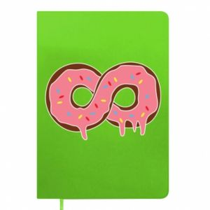 Notepad Endless donut - PrintSalon
