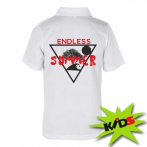 Dziecięca koszulka polo Endless summer