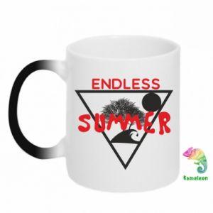 Kubek-kameleon Endless summer