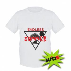 Dziecięcy T-shirt Endless summer