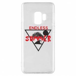 Etui na Samsung S9 Endless summer