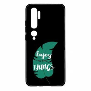 Etui na Xiaomi Mi Note 10 Enjoy the tittle things
