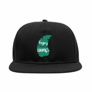 Snapback Enjoy the tittle things