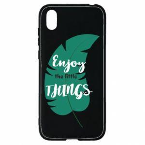 Etui na Huawei Y5 2019 Enjoy the tittle things