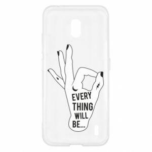 Etui na Nokia 2.2 Every thing will be ok