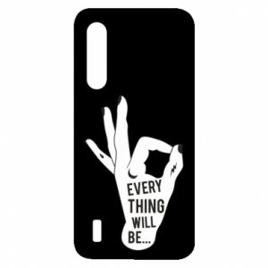 Etui na Xiaomi Mi9 Lite Every thing will be ok