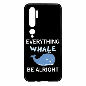 Etui na Xiaomi Mi Note 10 Everything whale be alright