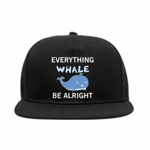 Snapback Everything whale be alright