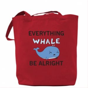 Torba Everything whale be alright