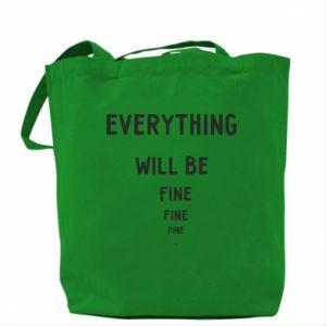 Torba Everything will be fine... fine... fine