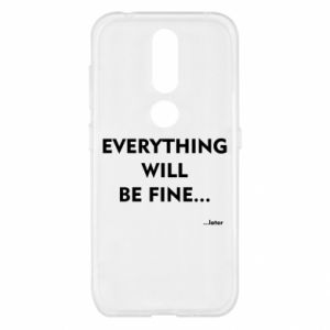 Etui na Nokia 4.2 Everything will be fine... later