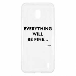 Etui na Nokia 2.2 Everything will be fine... later
