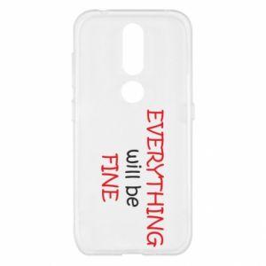Etui na Nokia 4.2 Everything will be fine