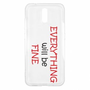 Etui na Nokia 2.3 Everything will be fine