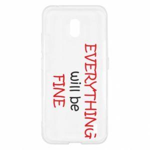 Etui na Nokia 2.2 Everything will be fine