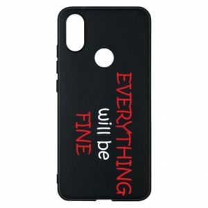 Etui na Xiaomi Mi A2 Everything will be fine