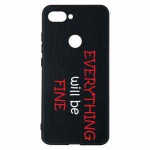Etui na Xiaomi Mi8 Lite Everything will be fine