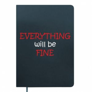 Notes Everything will be fine