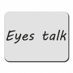 Podkładka pod mysz Eyes talk