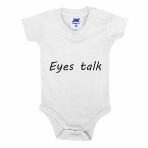 Body dziecięce Eyes talk