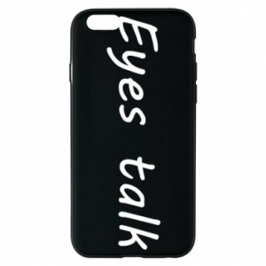 Etui na iPhone 6/6S Eyes talk