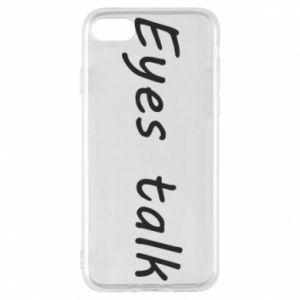 Etui na iPhone 7 Eyes talk