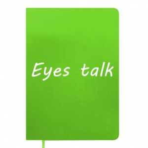 Notes Eyes talk