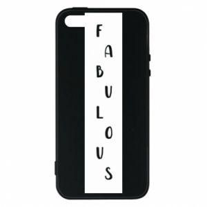Etui na iPhone 5/5S/SE Fabulous