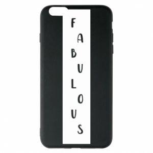 Etui na iPhone 6 Plus/6S Plus Fabulous