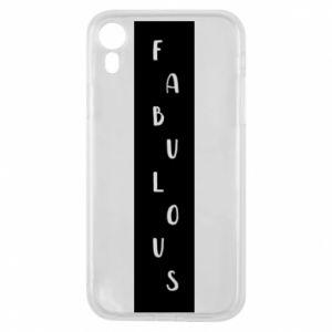Etui na iPhone XR Fabulous