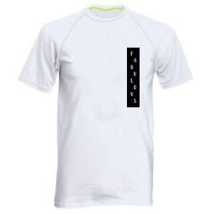 Koszulka sportowa męska Fabulous