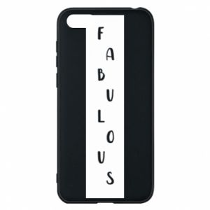 Etui na Huawei Y5 2018 Fabulous