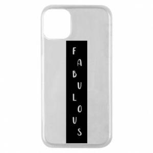 Etui na iPhone 11 Pro Fabulous