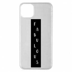 Etui na iPhone 11 Pro Max Fabulous