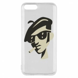 Xiaomi Mi6 Case Guy with a cigarette