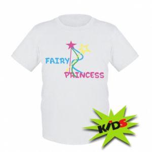 Dziecięcy T-shirt Fairy princess