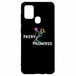 Etui na Samsung A21s Fairy princess