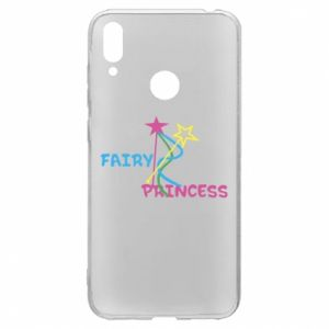 Etui na Huawei Y7 2019 Fairy princess