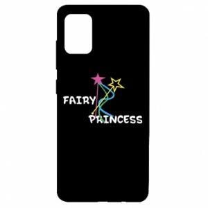 Etui na Samsung A51 Fairy princess