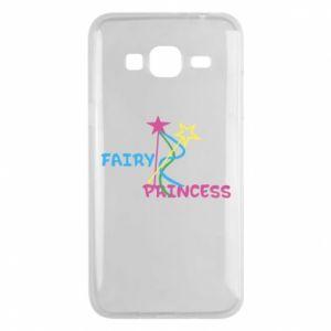 Etui na Samsung J3 2016 Fairy princess