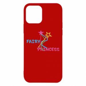 Etui na iPhone 12/12 Pro Fairy princess
